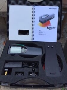 Techkon SpectroDens Spectro-Densitometer + 3 X-Rite 500 series West Island Greater Montréal image 2