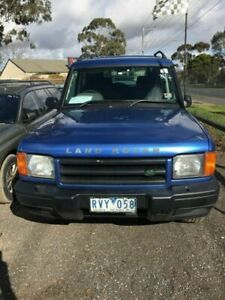 2001 Land Rover Discovery ES TD5 (4x4) Blue 4 Speed Automatic Wagon Werribee Wyndham Area Preview
