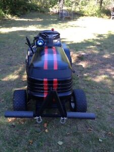 Looking for newer lawn tractor