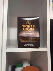 triple treat antioxidant chocolate
