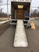 BELLEVILLE MOVERS >> A2B MOVING <<