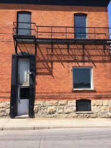 Large, bright 1 Bedroom right downtown just steps from King St.