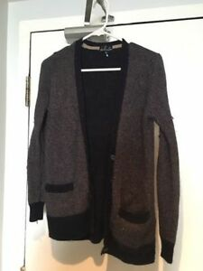 LIKE NEW ARITZIA TALULA CASHMERE BLEND WOOL SWEATER