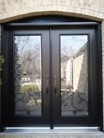 Front Door Wrought Iron