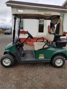 2013 EZ-GO RXV ELECTRIC GOLF CART NO TAX 2 DAYS ONLY