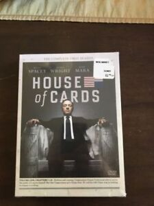 New House of Cards Season 1