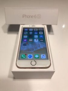 ROSE GOLD Apple iPhone 6S 128GB in Original Box - ROGERS / CHATR