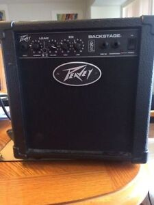 PEAVEY MODEL BACKSTAGE ELECTRIC GUITAR AMPLIFIER