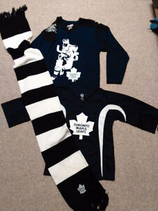 Maple Leafs Jerseys/Sweaters NHL Official /Roots Kids, Baby&Mens London Ontario image 3