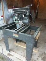 Dewalt Radial Arm Saw - 3phase