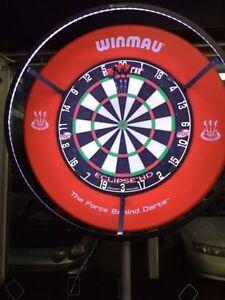 New Vision 360 Lightling System for dart board