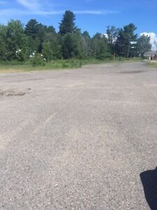 Approximately just under half an acre in the City