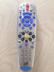 New Bell remote control for satellite receivers.