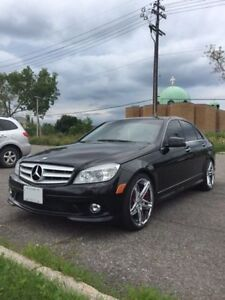 2010 Mercedes-Benz C350 4MATIC Sport