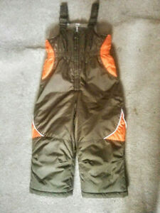 Boys snow pants (18 months)