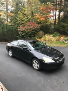 Honda Accord Coupe EX-L Coupe 5 speed