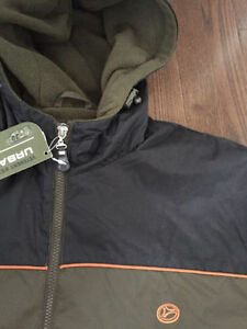 --- Manteau NEUF -- Brand new jacket Large size
