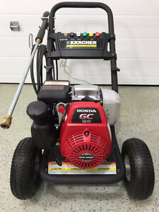 Karcher G3050OH gas pressure washer with Honda engine 3000 PSI