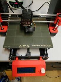 Prusa i3 MK 3s 3D printer