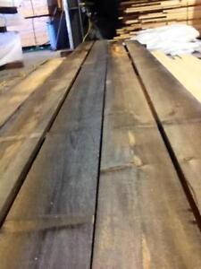 Bois style bois de grange (pin mural)