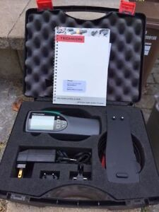Techkon SpectroDens Spectro-Densitometer + 3 X-Rite 500 series West Island Greater Montréal image 1