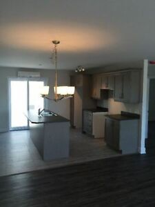 Neuf Grand 4 1/2 Style condo Valleyfield (Grande-ile)