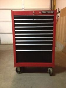 Craftsman tool box with two keys $260 Firm