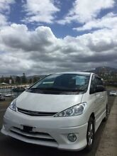 2004 Toyota Estima MCR30 R30 White 4 Speed Automatic 5 DOORS 7 SEATS PEOPLE MOVER North Wollongong Wollongong Area Preview