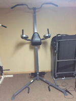 Power Tower-Chin/Pull Up, Dips, Leg Raise VKR, Push Up, Abs