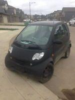 2006 Smart Fortwo Black Out Diesel