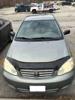 2004 Toyota Corolla CE Sedan FULLY LOADED WITH EMMISIION