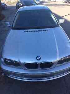 BMW 328 ci coupé 2000
