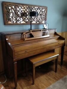 Mason & Risch Piano and Bench, Model # M-37