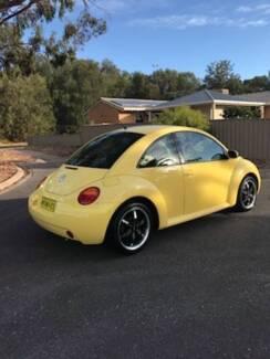 VW Beetle Para Hills West Salisbury Area Preview