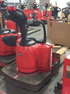 transpalet forklift,electric,6000pbs,raymond 112