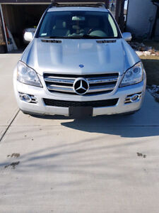 2007 Mercedes-Benz GL-450_Low Kilometers 97000KMs