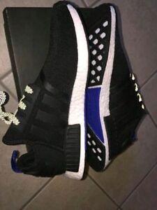DEAD STOCK! NMD CORE BLACK R1 adidas originals size 12.5/13