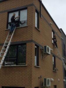 Lavage de vitres& gouttières& Tapis-sofas- Nettoyage pression