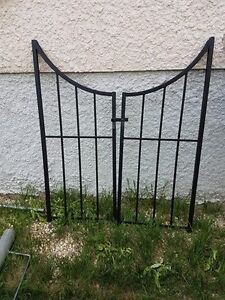 Steel gate for sale only $15