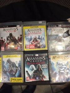 ps3 and xbox 360 used and new games