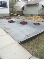 FREE Scrap Metal- Steel - Lots