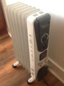 New oil filled heater for sale