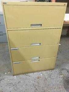 Classeur Artopex 4 tiroirs beige
