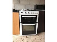gas cooker used not long time excellent condition