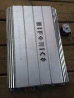 Hifonics Zeus ZX6400