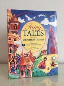 Like New, Large Fairy Tales Book (96 Pgs). $4.00