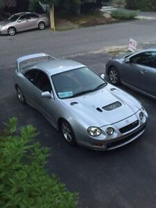 1996 Toyota Celica GT4 ST205 MUST SELL ASAP