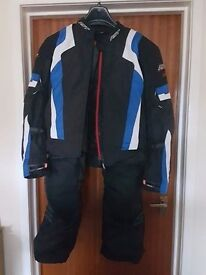 Nylon RST Blade Motorcycle suit