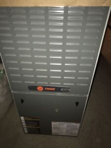 Trane XV80 Series Two Stage Gas Heating Furnace