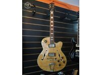 Semi Acoustic Guitar 335 style - Semi hollow in very good condition